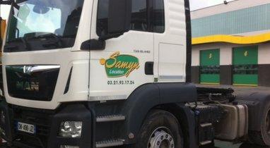 Location Tracteur routier Calais 165€