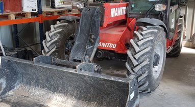 Location  Manitou Mlt 735 Reims 170€