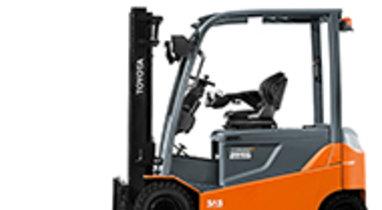 Forklift (electric, gas, diesel) TOYOTA 8FBMKT25 €133