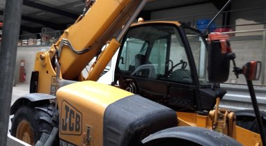 Telescopic lift JCB 540-170 €190