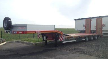 Rental door-gear Noteboom 44 tonnes €50