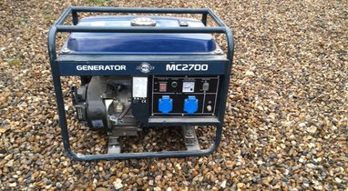 Group generator GENERATOR MC 2700 €30