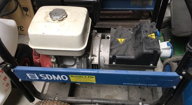 Rental group generator 6000kW Amiens €30
