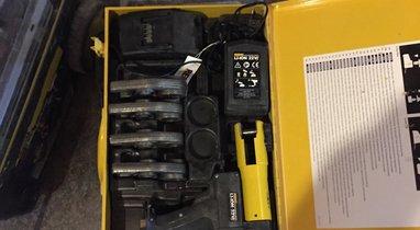Rental seamer Rems Li-ion 22V, Englos €100
