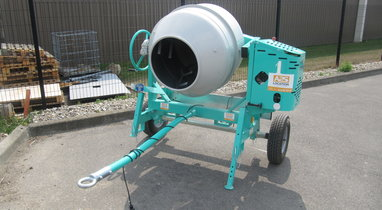 Concrete mixer IMER S350R €26