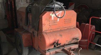 Rental compressor 2500 litres Amiens €50