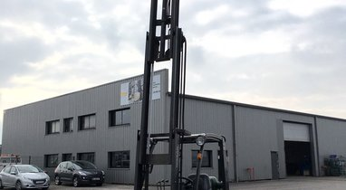 Rental Cart lift gas Nissan 1.5 T Amiens €100