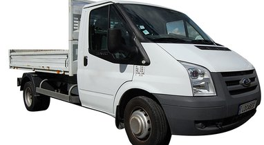 Location Camion benne Ford Roubaix 80€