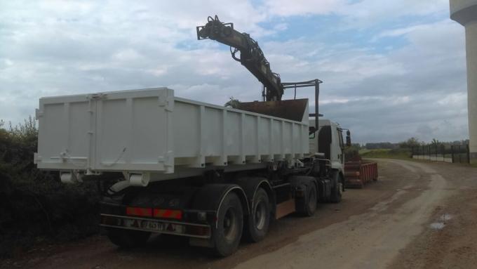 Location camion semi remorque grue, Raismes 250€