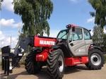 MANITOU MT1135 telehandler lift €158